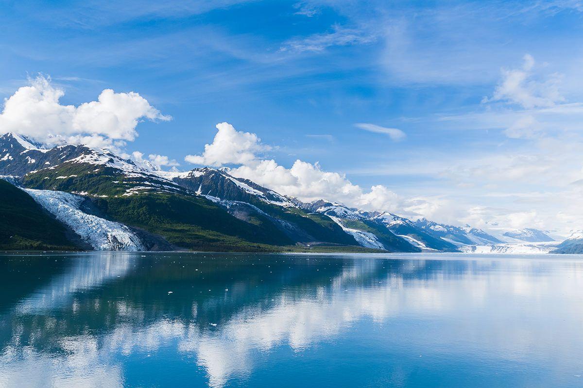 College Fjord Columbia Glacier Alaska Silversea