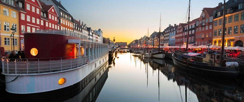 Silversea Luxury Cruises - Copenhagen, Denmark