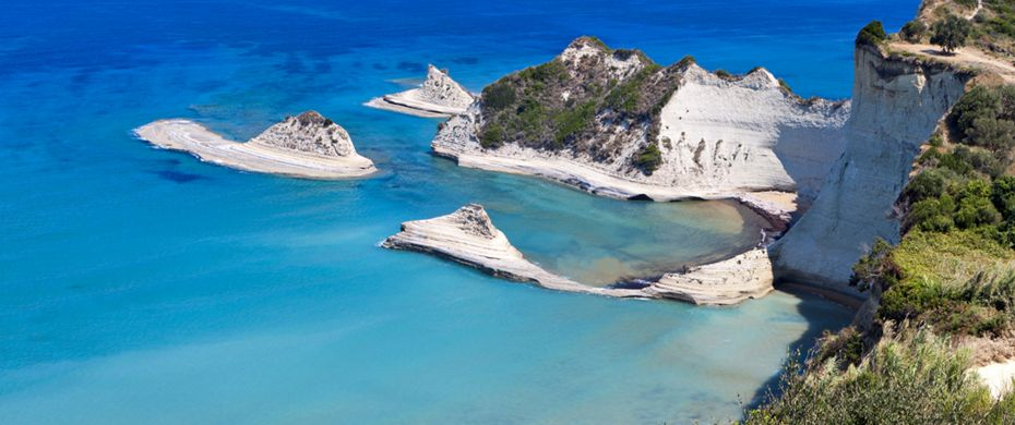 Silversea Luxury Cruises - Corfu, Greece