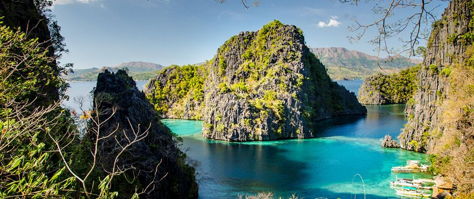 Silversea Luxury Cruises - Coron, Philippines