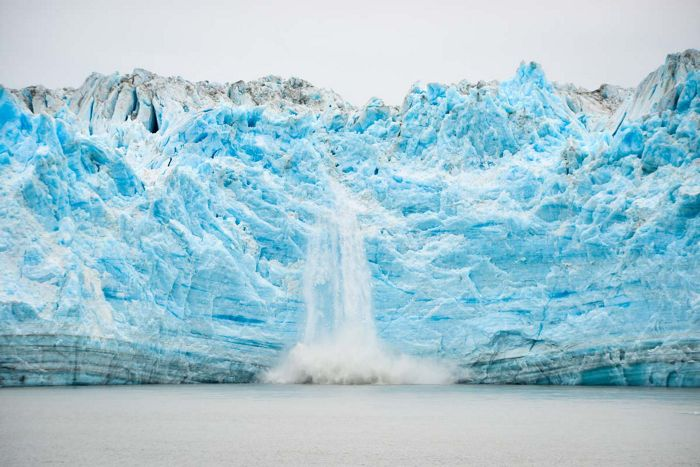 Silversea Luxury Cruises - Cruise Hubbard Glacier