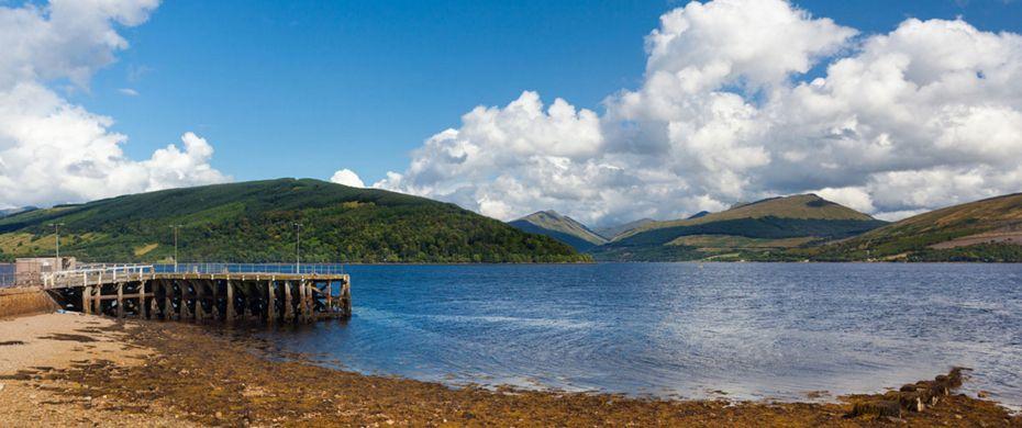 Cruise Loch Fyne
