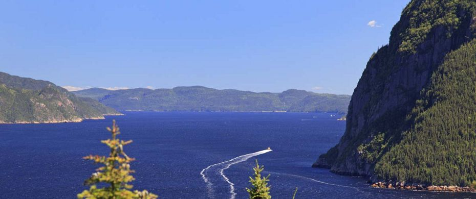 Silversea Luxury Cruises - Cruise Saguenay River