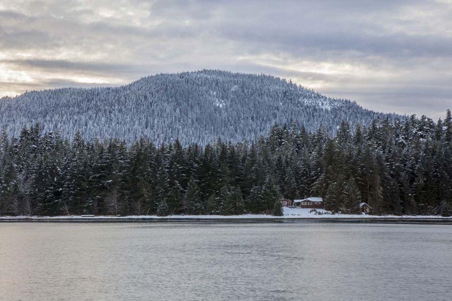 7914 - Vancouver to Seward