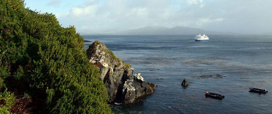 Cruising Cape Horn