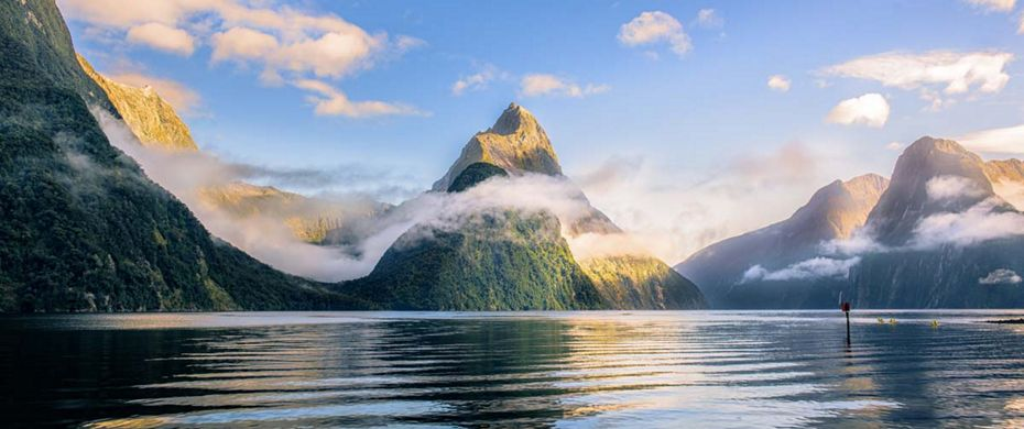Silversea Luxury Cruises - Milford Sound