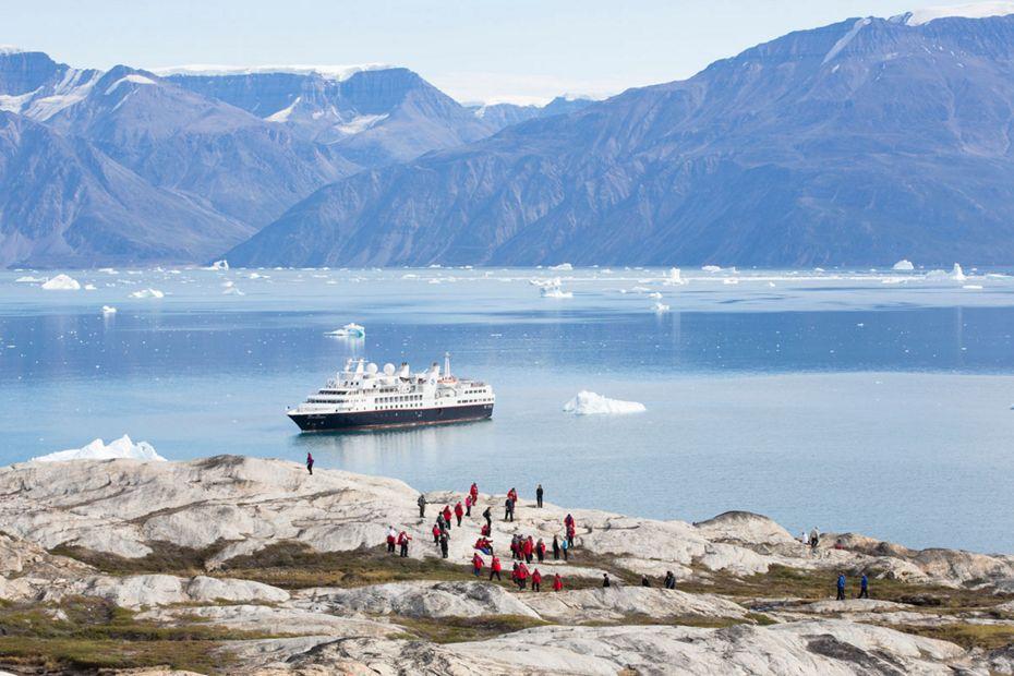 Silversea Small Luxury Cruise Ship