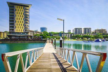 Silversea Luxury Cruises - Darwin, Australia