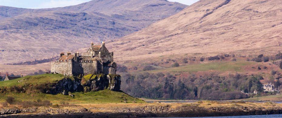 Duart, Isle of Mull, Hebrides