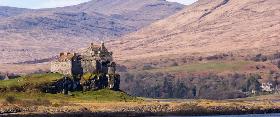 ISLE OF MULL (Duart Castle)