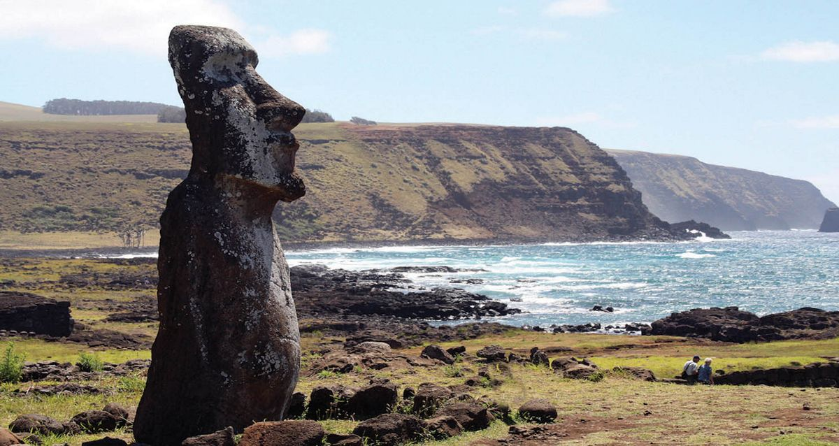 How Far Is Easter Island From New Zealand
