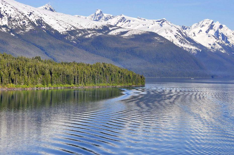 7914 - Vancouver a Seward