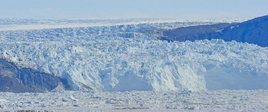 Eqip Sermia Glacier
