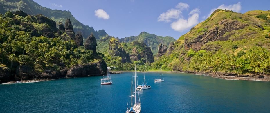 FATU HIVA (Marquesas Islands)