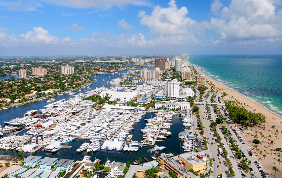 2915 - Fort Lauderdale nach London