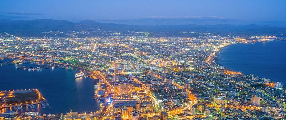 Silversea Luxury Cruises - Hakodate (Hokkaido), Japan