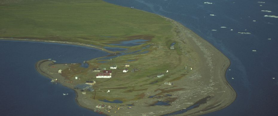 HERSCHEL ISLAND (Yukon Territory)