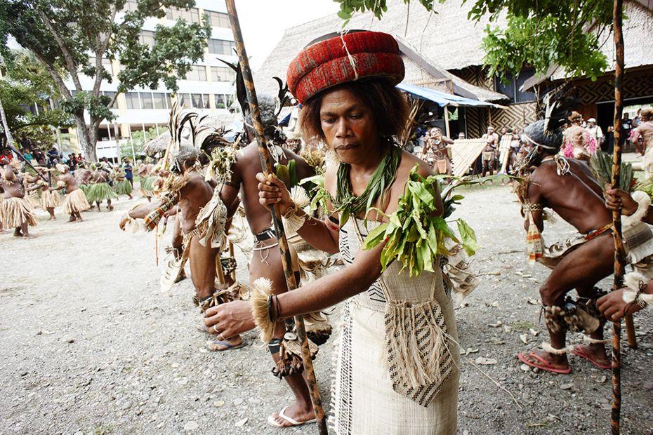 9811 - Koror a Honiara / Guadalcanal