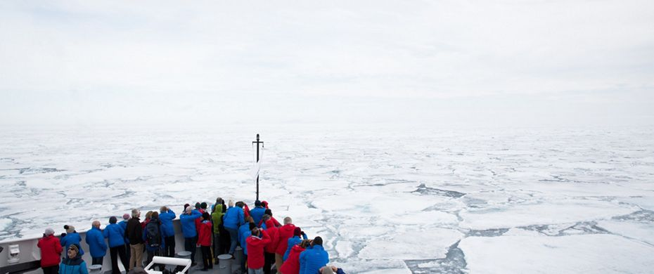 Silversea Luxury Cruises - Ice Edge Cruising