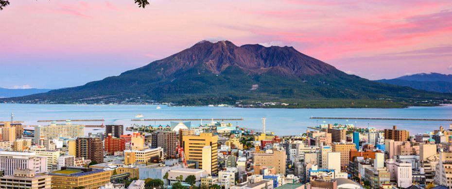 KAGOSHIMA (Kyushu Island)