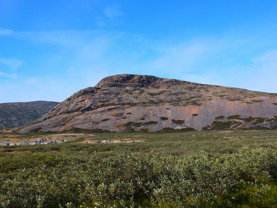 1920 - Kangerlussuaq nach Kangerlussuaq