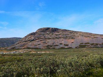 1920 - Kangerlussuaq a Kangerlussuaq