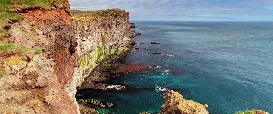 Silversea Luxury Cruises - Latrabjarg Cliffs