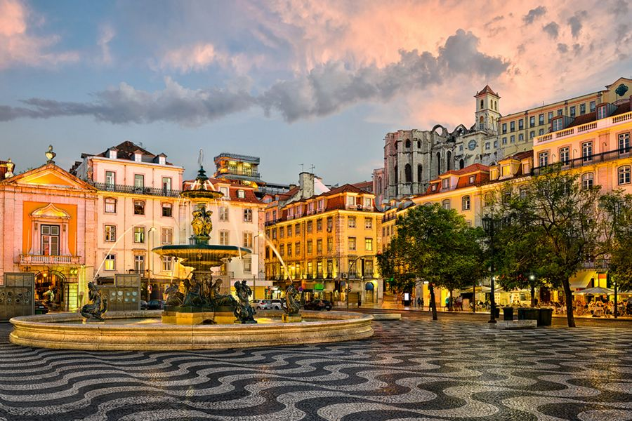 Luxury Cruise From Lisbon To Barcelona 03 Sep 2020 Silversea