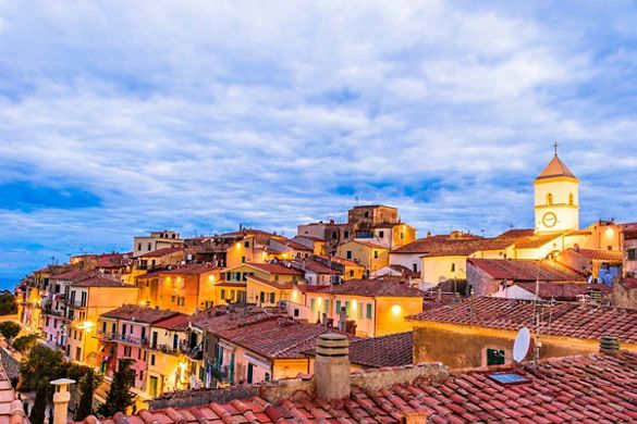 Livorno Tuscany Silversea