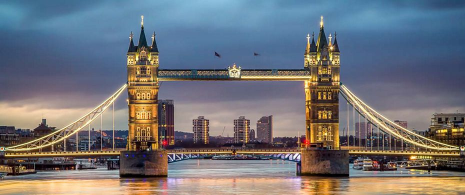 Silversea Luxury Cruises - London Tower Bridge