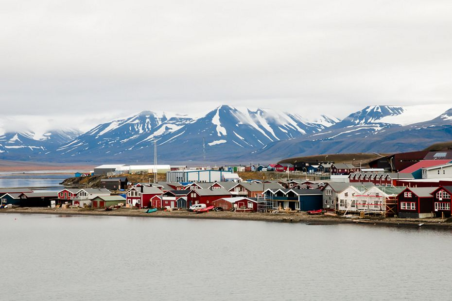 1916 - Longyearbyen à Tromsø
