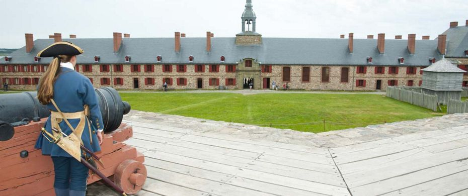 LOUISBOURG (Nova Scotia)