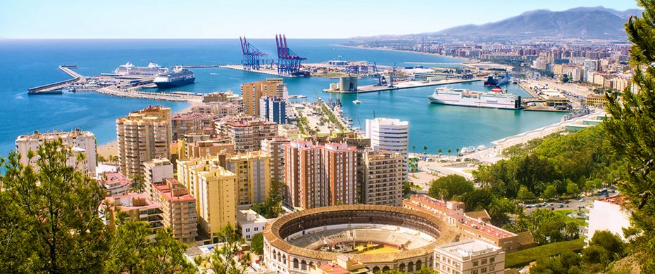 Silversea Luxury Cruises - Malaga, Spain