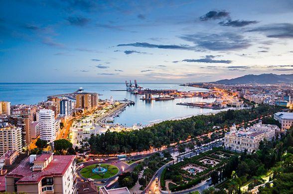 Malaga Costa Del Sol Silversea