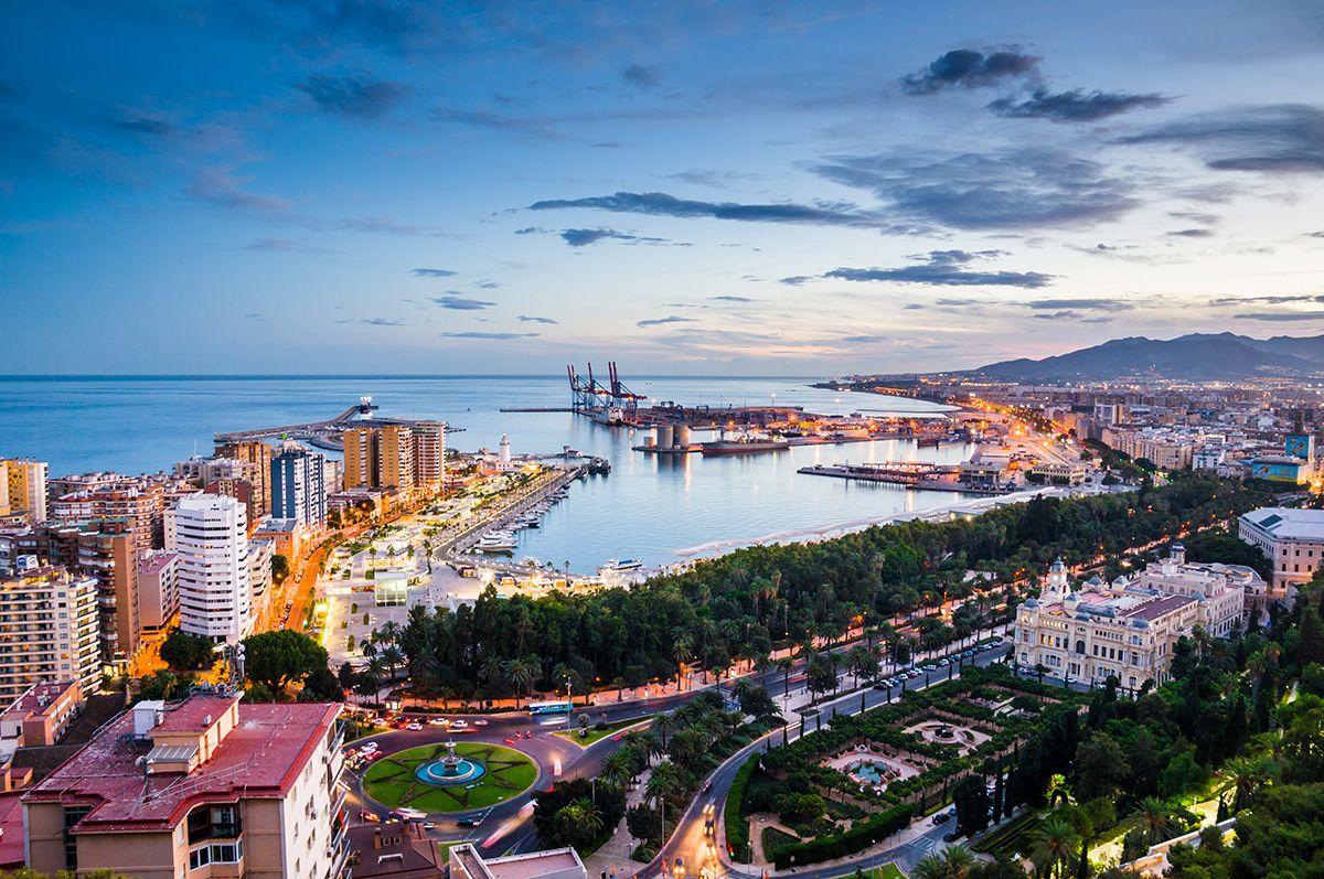 MALAGA (Costa del Sol)  Silversea