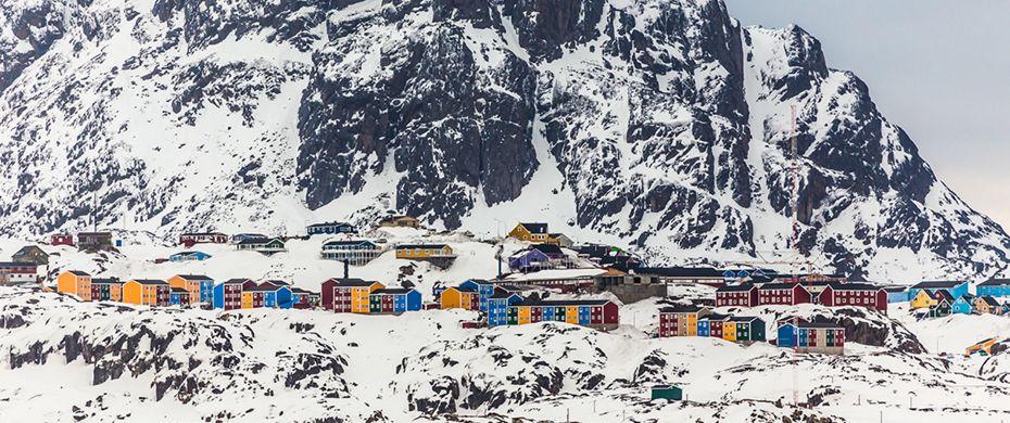 Silversea Luxury Cruises - Maniitsoq, Greenland