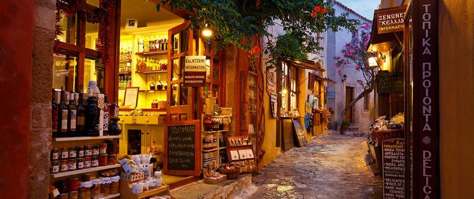 Silversea Luxury Cruises - Monemvasia, Greece