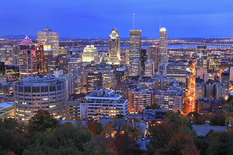 2927 - New York a Montreal