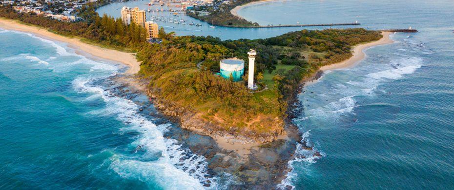Silversea Luxury Cruises - Mooloolaba, Australia