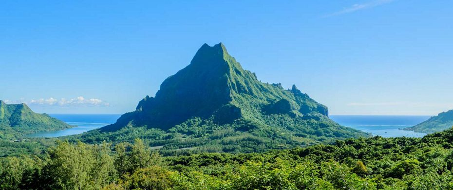 Silversea Luxury Cruises - Moorea