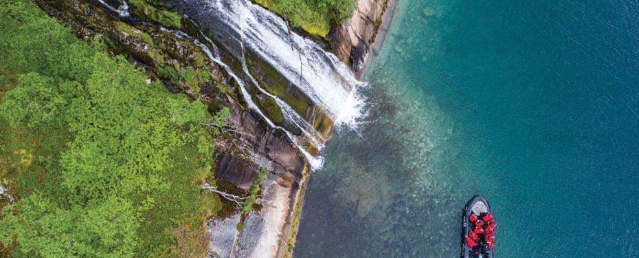 Nordfjordhlmen, Melfjord