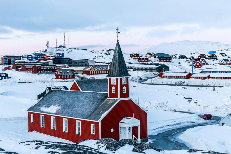 1818 - Reykjavik a Kangerlussuaq