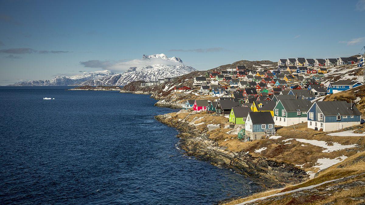 Nuuk Godthab Silversea