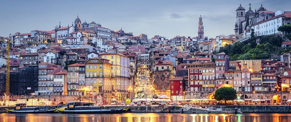 Silversea Luxury Cruises - Oporto