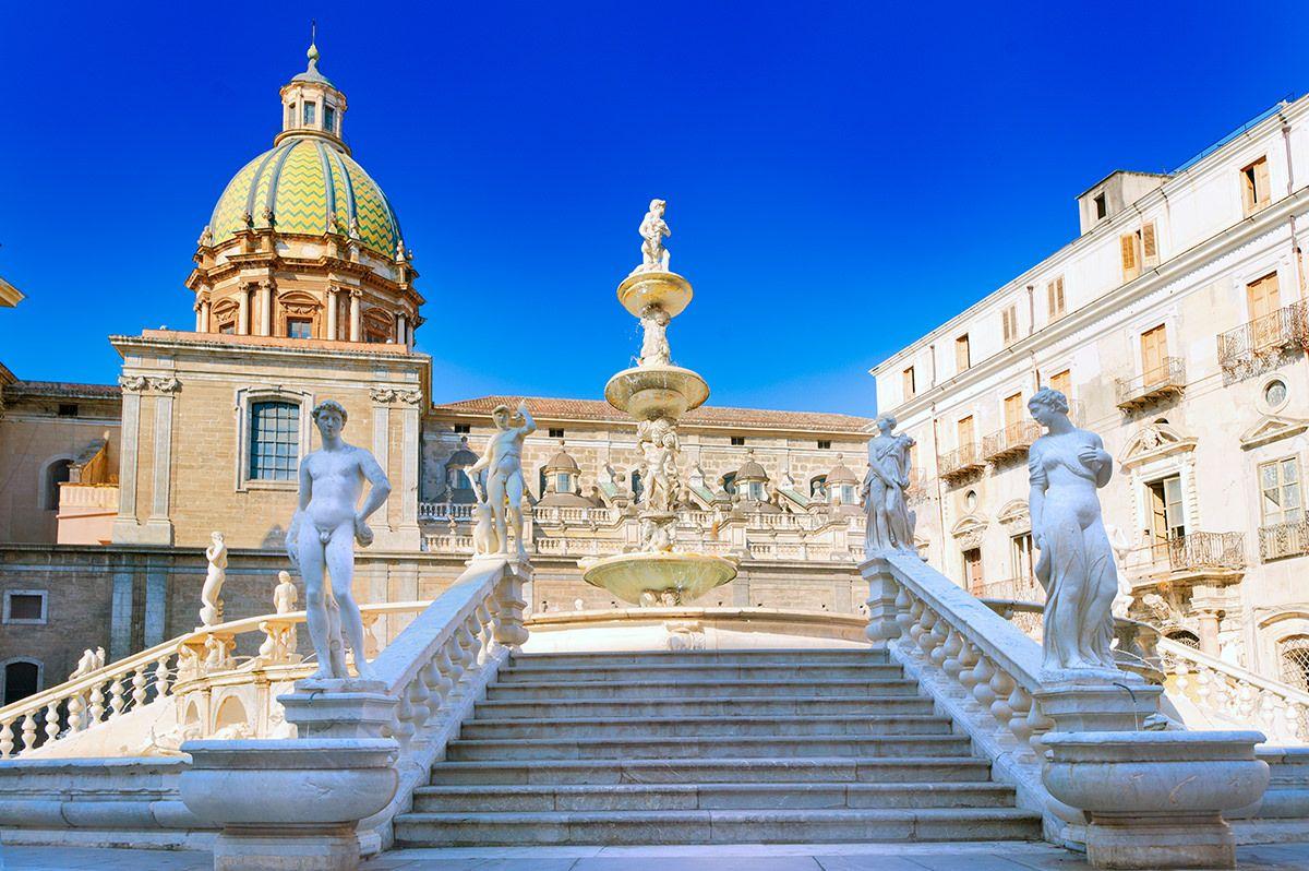 Palermo Sicily Silversea