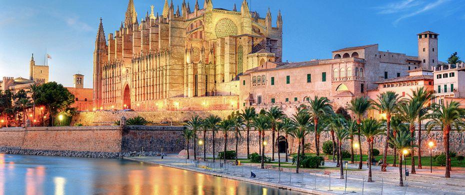 Silversea Luxury Cruises - Palma de Mallorca