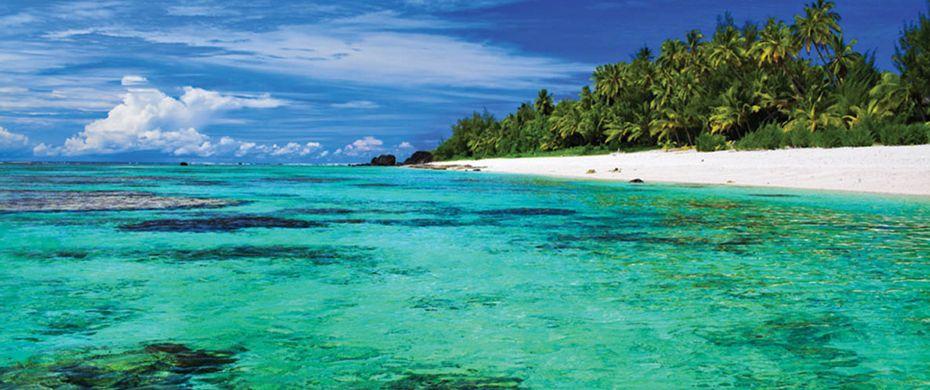 Silversea Luxury Cruises - Palmerston Island