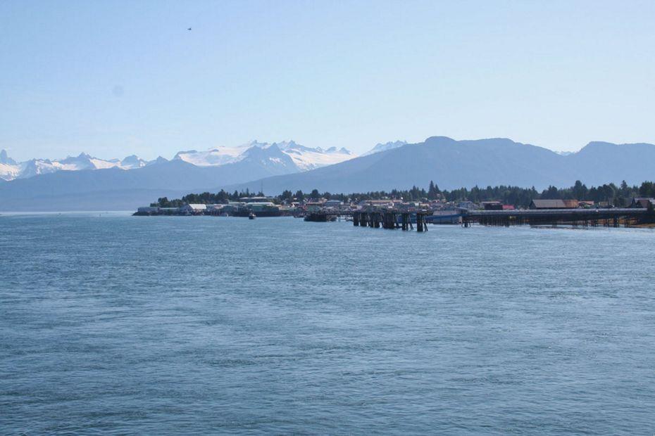 7914 - Vancouver à Seward