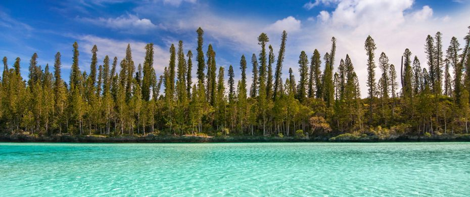 Silversea Luxury Cruises - Pine Island, New Caledonia