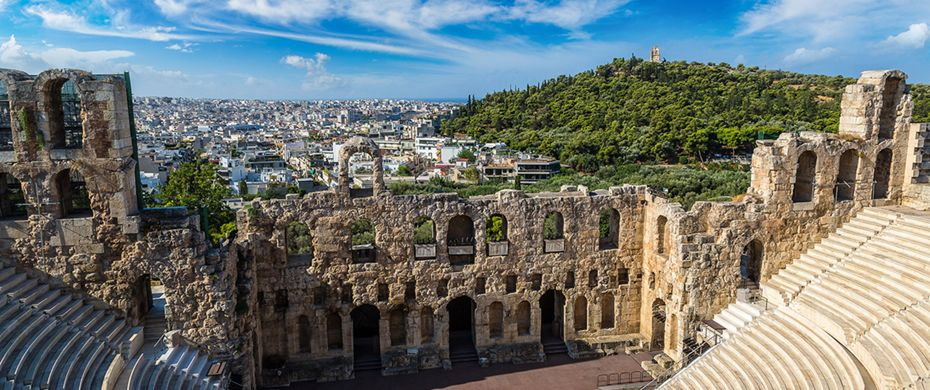 Silversea Luxury Cruises - Athens, Greece